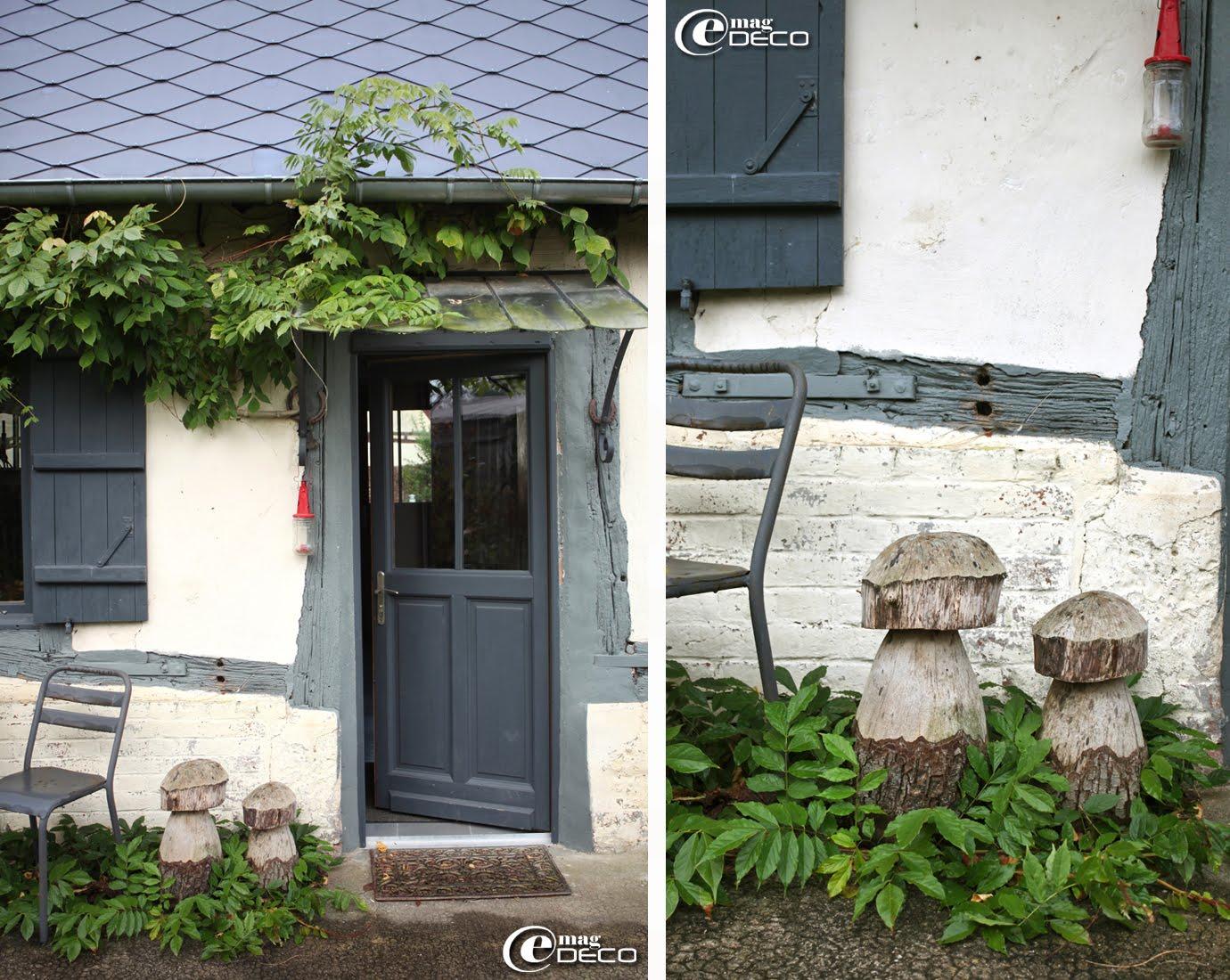 Choisir une porte de maison for Portent une maison lacustre