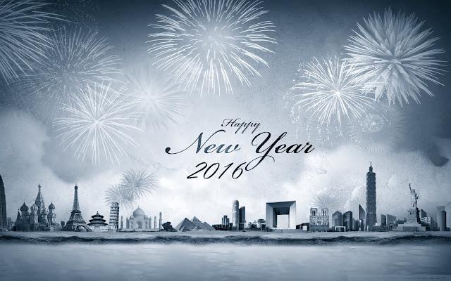 Hình nền năm mới độc đáo và ấn tượng