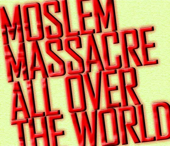 moslem massacre