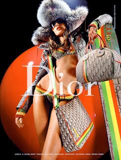 Magazine Photoshoot : Gisele Bundchen Photoshoot For Nick Knight Dior Magazine Fall 2014 Issue