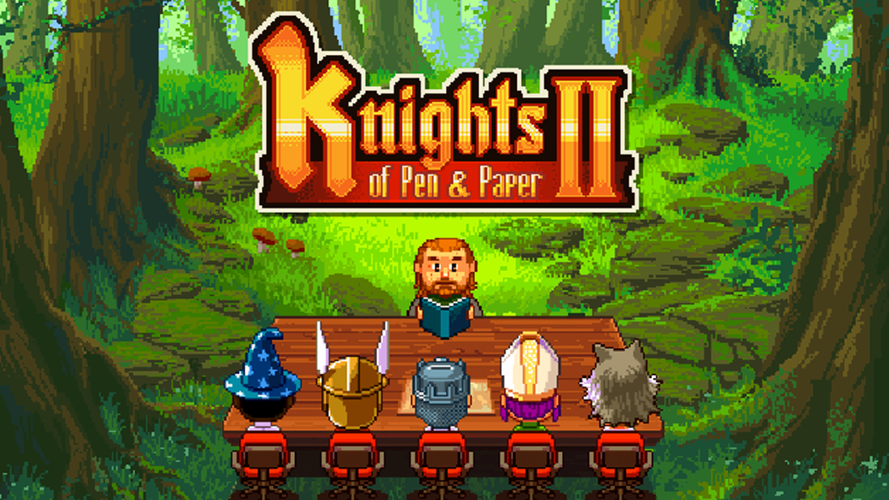 Knights of Pen & Paper 2 Gameplay IOS / Android