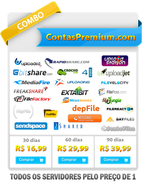 Download Contas Premium