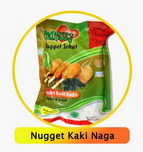 Nugget Ayam Tahu: Nugget Sehat, Nugget Sayur