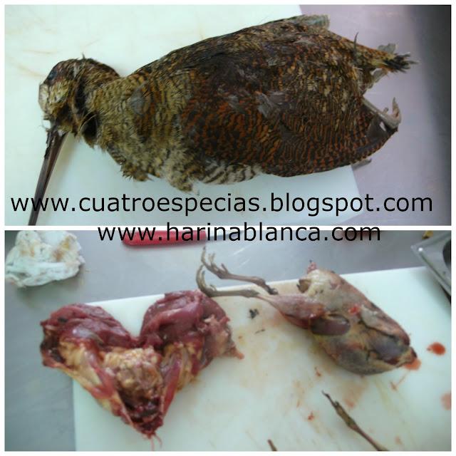 www.cuatroespecias.blogspot.com. BECADAS RELLENAS PERSILLÉ