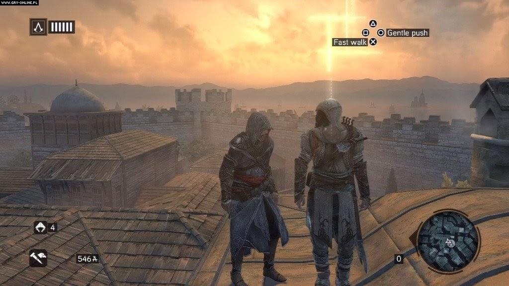 تحميل لعبة Assassin's Creed Revelations مضغوطة بحجم خيالي