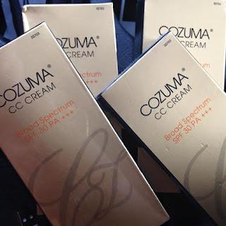 Cozuma CC Cream