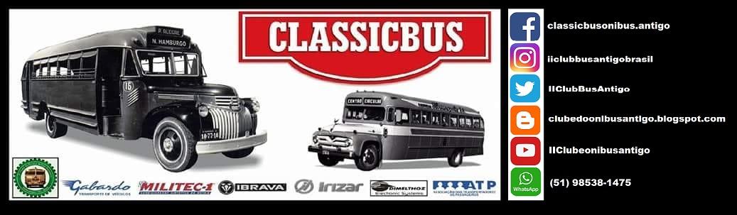 2º Clube do Ônibus Antigo do Brasil...!!!!!!