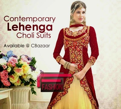 A Line Long Lehenga Choli Collection