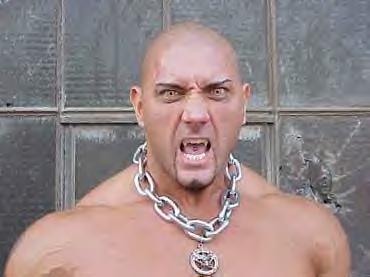 OVW David Bautista WWE NXT Territory Development Training