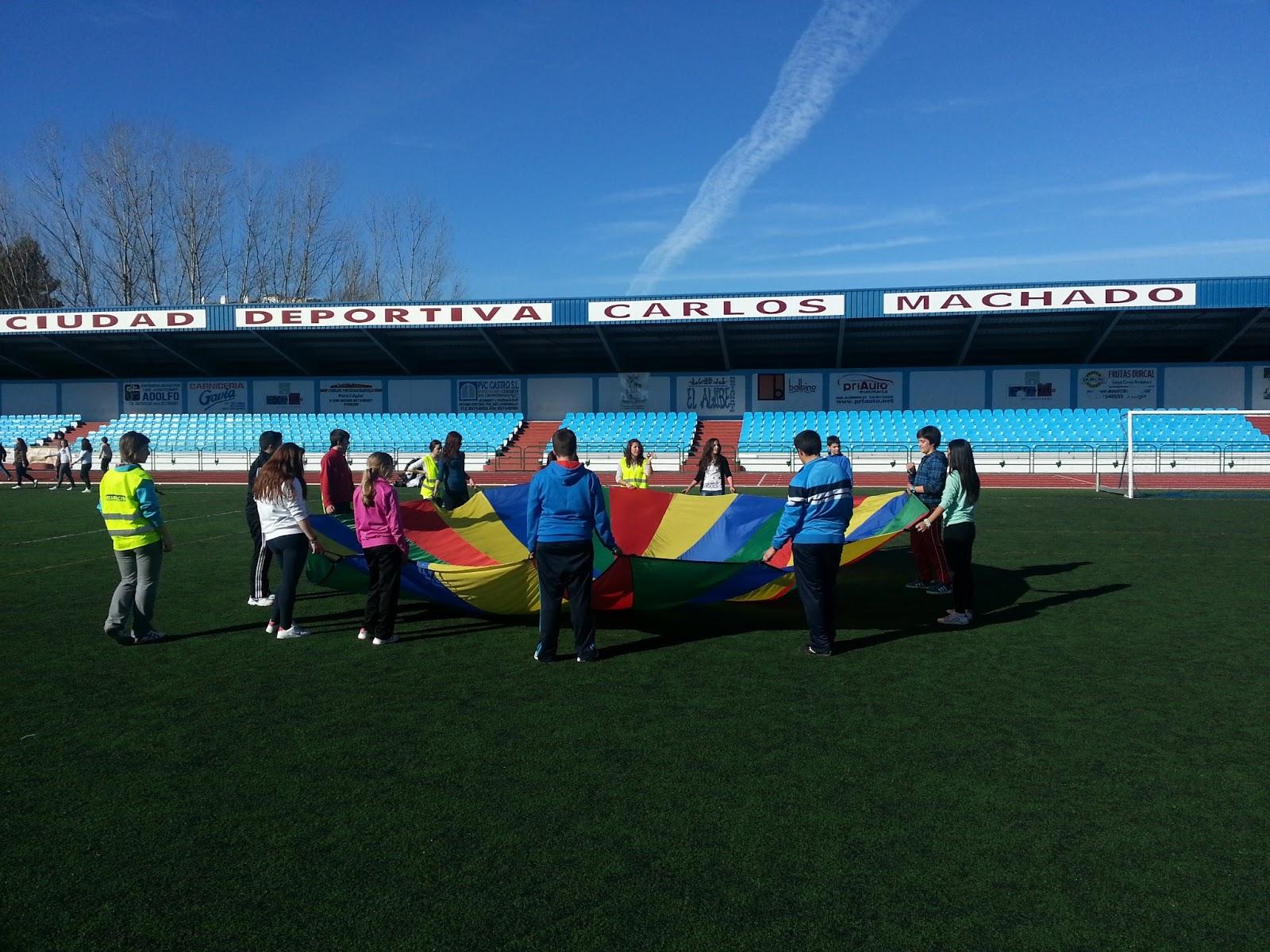 Blog del I.E.S. Carmen Pantión: IV Jornadas de coeducación , deporte ...