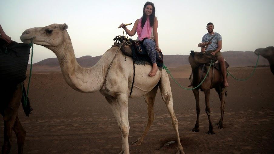 Sahara Desert Morocco Camel Ride