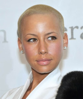 Amber Rose Haircut