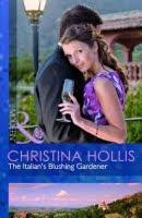 The Italian's Blushing Gardener