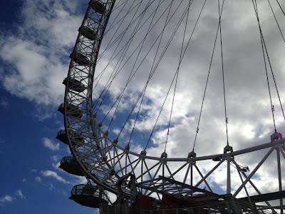 El London Eye. Turismo en Londres. The London Eye fue la mayor noria del mundo hasta el año 2006 cuando fue superada por la Estrella de Nachang en Nachang (China).