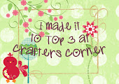 I m in Top#3 @ Crafters Corner Challenge #4