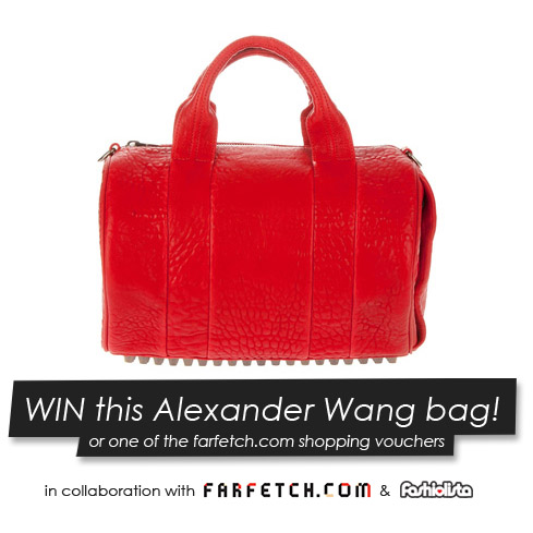  Win an Alexander Wang Rocco bag