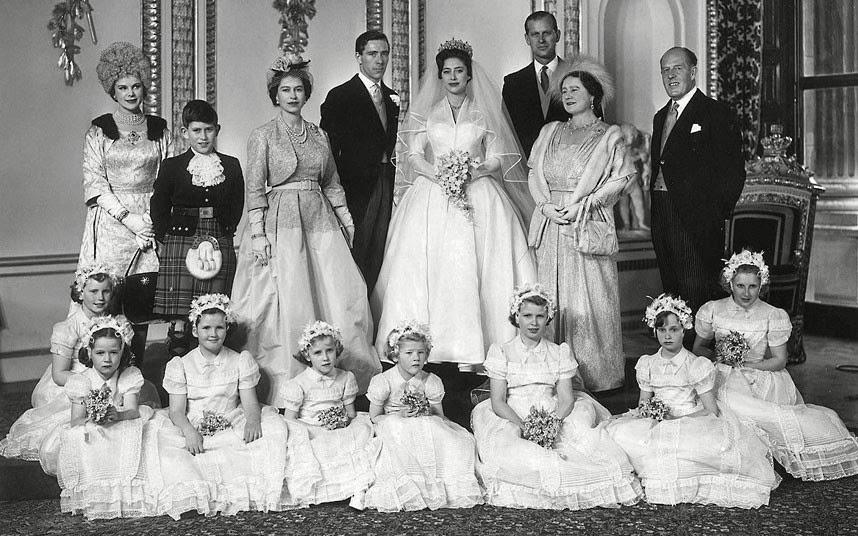 Books, Birkins and Beauty: Princess Margaret\'s Wedding
