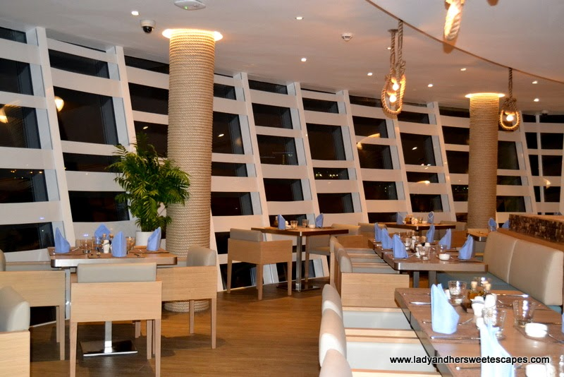 newly revamped Boardwalk restaurant