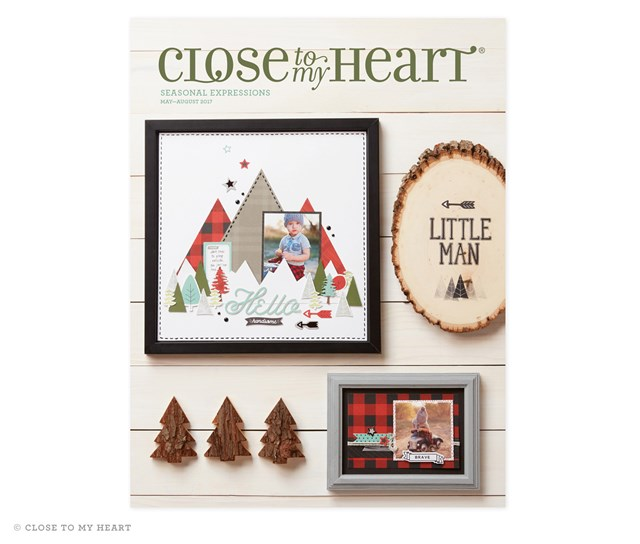 NEW! Close to My Heart Seasonal Expressions