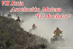 "VII RUTA ASOC. MOTERA ""EL MOCHAZO"""