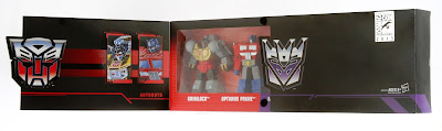 Hasbro Transformers SDCC 2013 Exclusive Titan Guardians Set