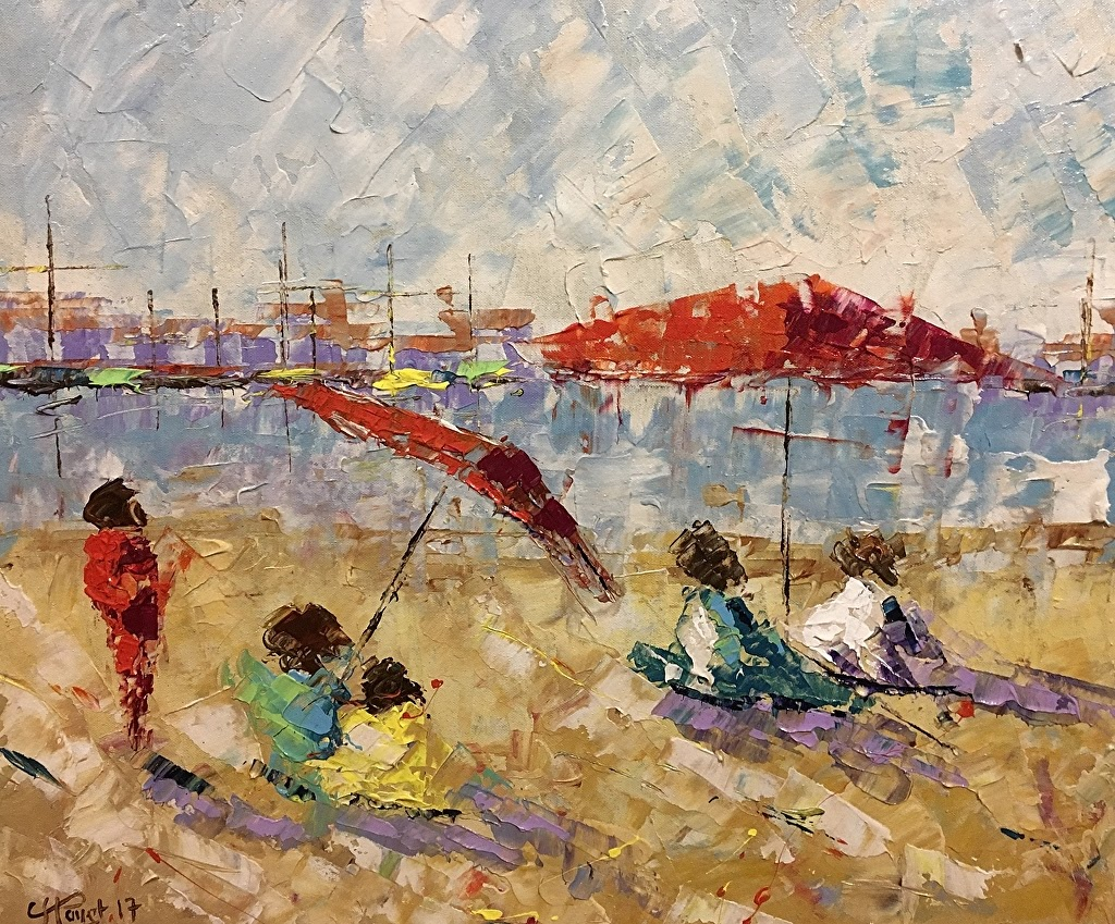 Frederic Payet La plage