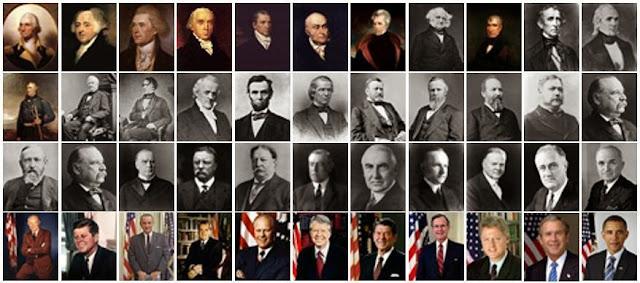 Daftar Lengkap Presiden Amerika Serikat