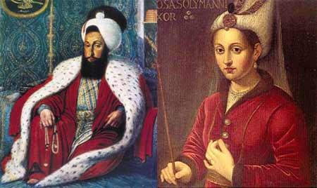 Hürrem Sultan, Oryantalizme nasıl kurban edildi?-Matrakçı Nasuh ve