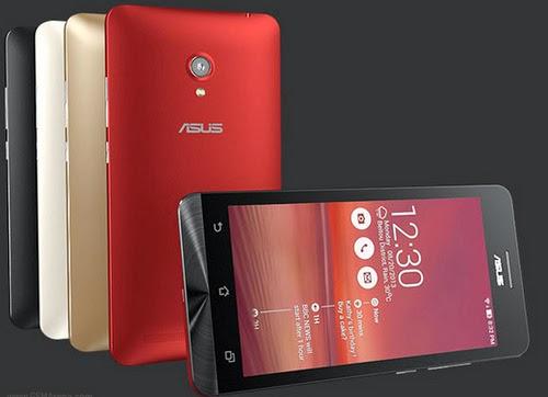 Smartphone Asus Zenfone model series