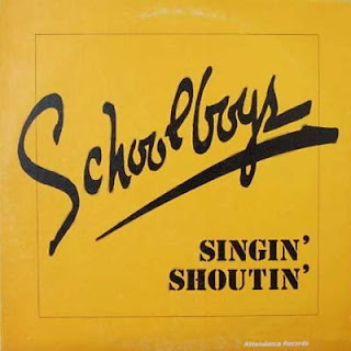 Schoolboys (pre-Icon) - Singin\' Shoutin\' (EP) (1980)