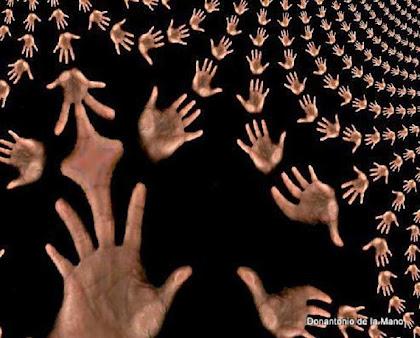 Fractal Mãos