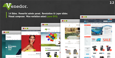 Download Venedor v2.2.12 Ultimate WordPress Plus WooCommerce Theme