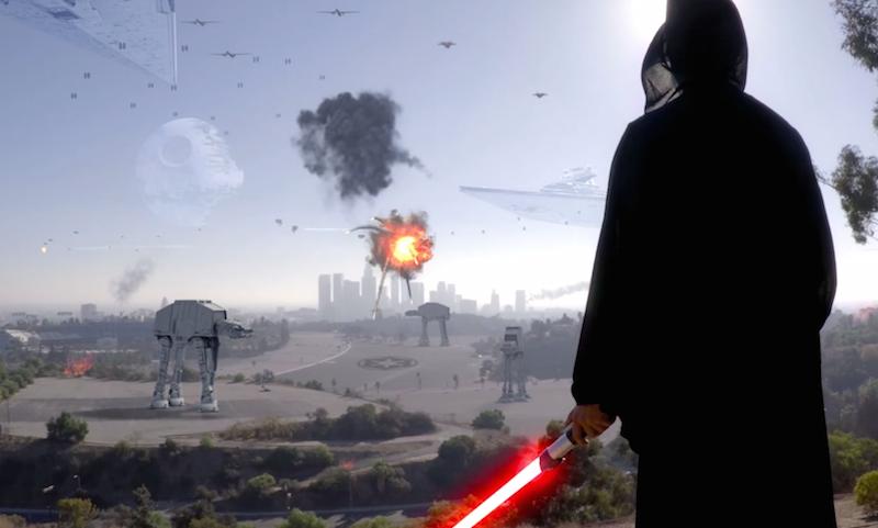 Star Wars: Invasion Los Angeles | Das Imperium hat L.A. eingenommen