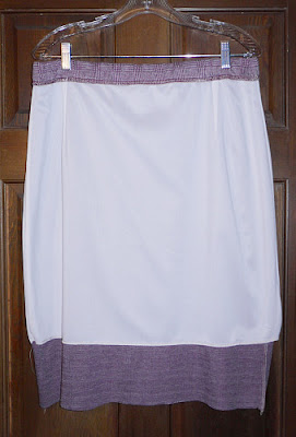 like the skirt a lot. The only problem is that it's going to be an
