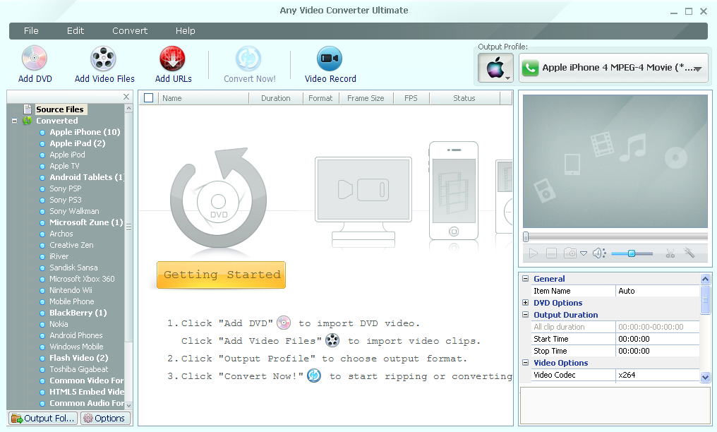 Any video converter ultimate 4.4.2 cracked dll davlat chingliu