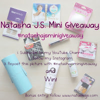 Join My Instagram Giveaway!