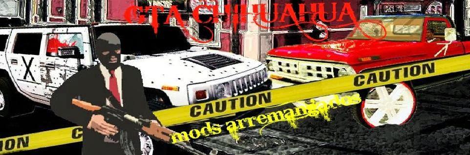 GTA Chihuahua Puro Mod Arremangado Para Tu GTA Vice City