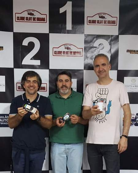 Campeonato Rally Noturno SCX 4x4 2019