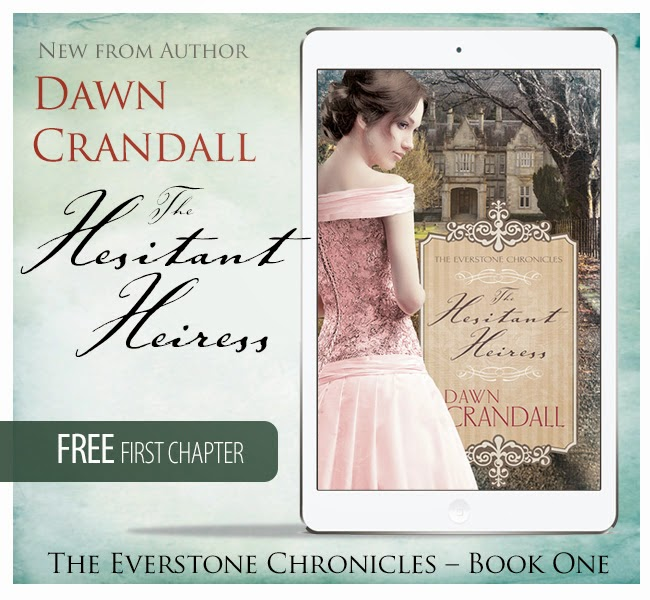 Read the first chapter of The Hesitant Heiress!