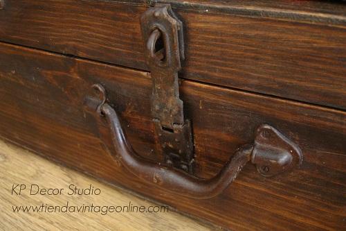 Maletas originales de madera