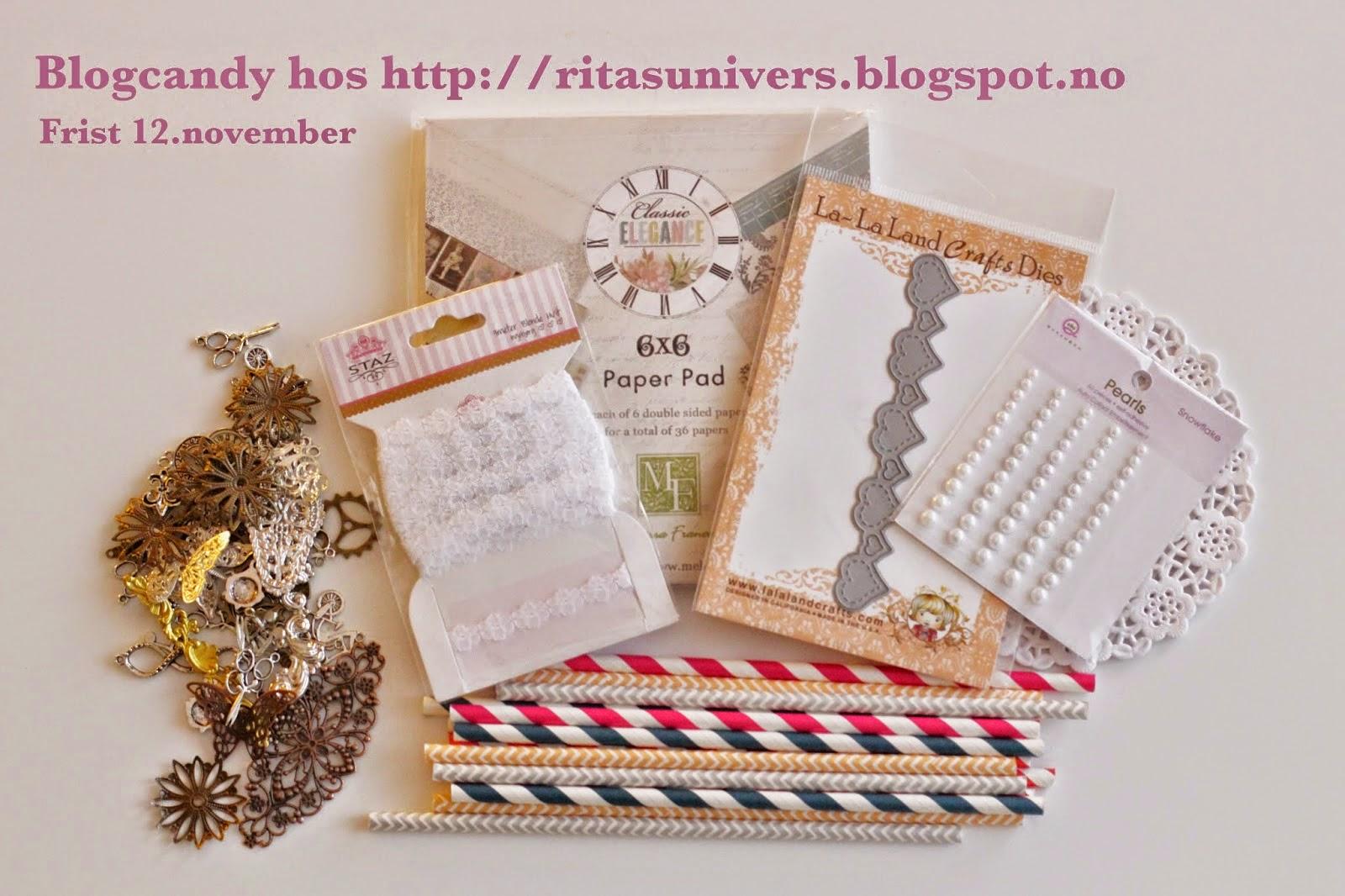 Flott Blogg Candy hos Rita