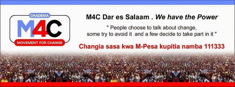 CHADEMA.......PEOPLES POWER