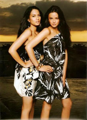 isabelle daza and georgina wilson