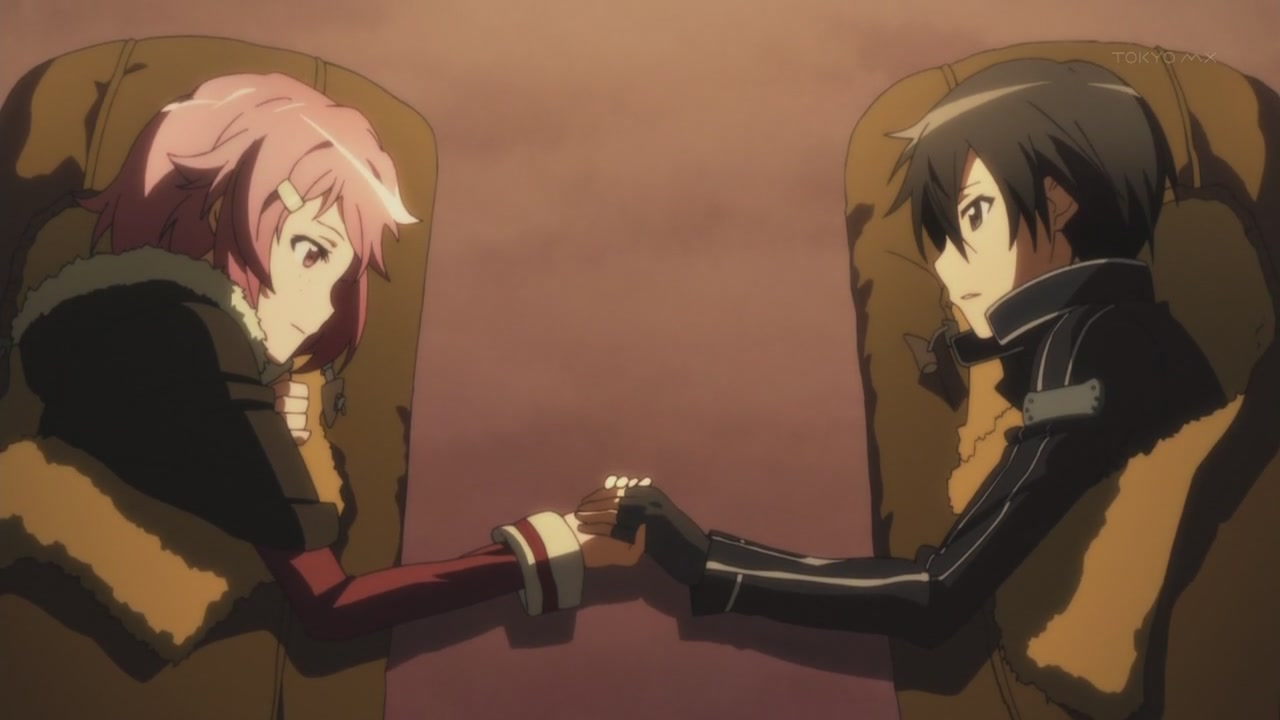 Sword Art Online Episode 7 [ Subtitle Indonesia ]