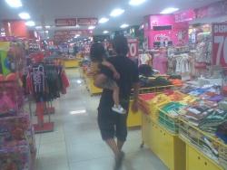 Tips Aman Anak Pergi Ke Mall