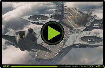 ΕΤΟΙΜΟ ΤΟ ΝΕΟ ΡΩΣΙΚΟ ΑΕΡΟΠΛΑΝΟΦΟΡΟ!!! Διαστημικό ιπτάμενο αεροπλανοφόρο αντιβαρύτητας!!! (BINTEO)