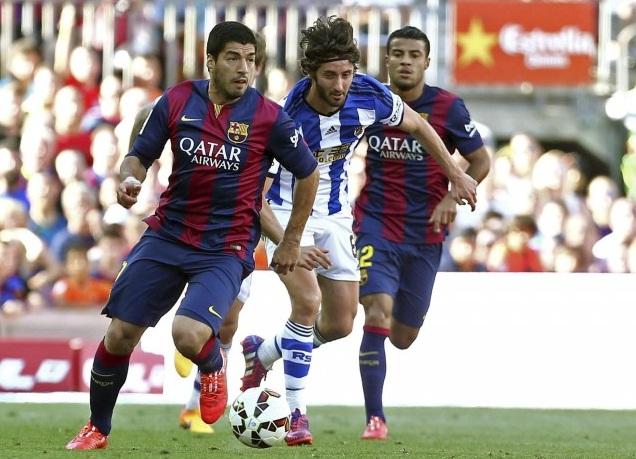 Jam tayang Siaran Langsung La Liga Spanyol, Big Match: Atletico Madrid vs Barcelona 12/9/2015