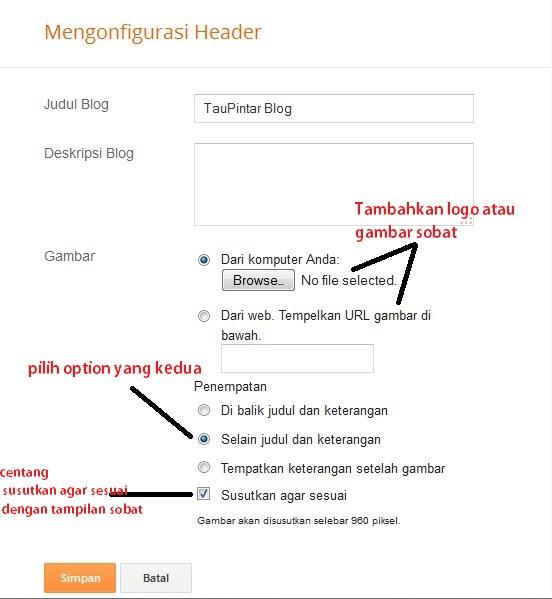 header blog http://taupintar.blogspot.com