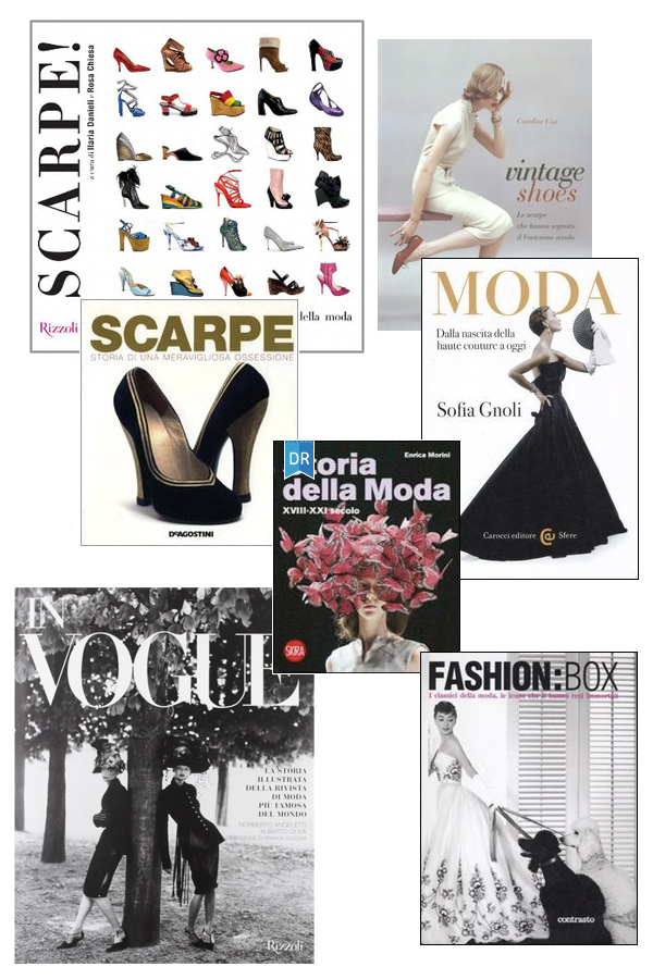 Storia della moda on Design and fashion recipes