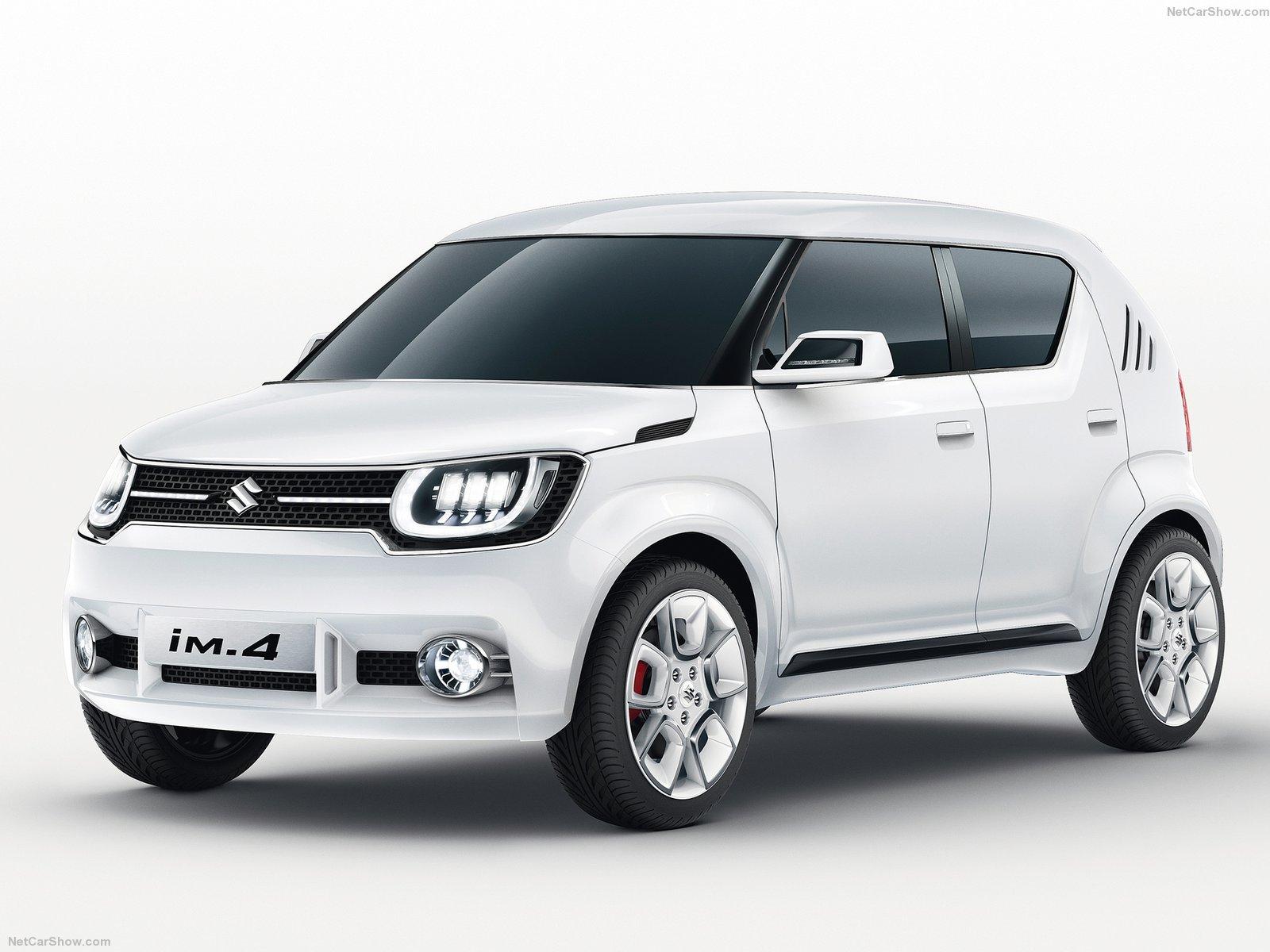 Hình ảnh xe ô tô Suzuki iM-4 Concept 2015 & nội ngoại thất
